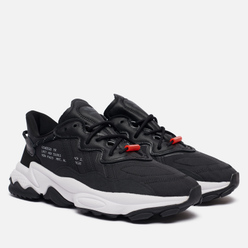 Мужские кроссовки adidas Originals Ozweego TR Core Black/Grey Six/Solar Red