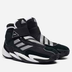 Мужские кроссовки adidas Originals x Pharrell Williams 0 TO 60 BOS Core Black/Silver Metallic/White