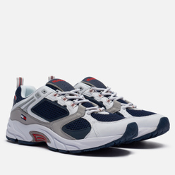 Мужские кроссовки Tommy Jeans Archive Mesh Trainers Twilight Navy