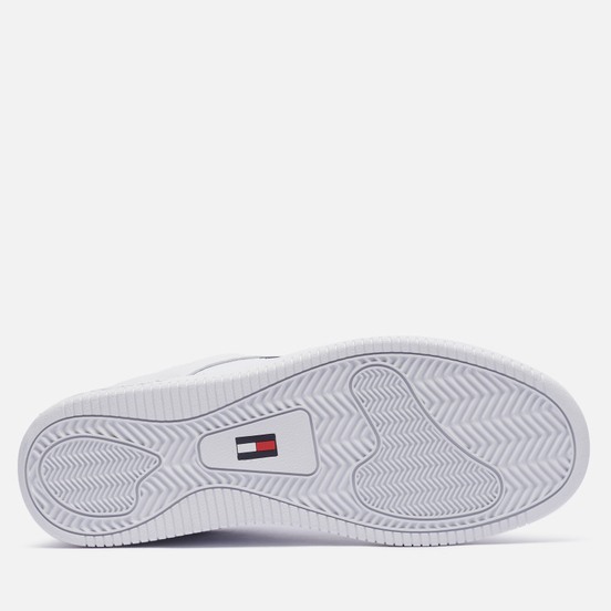 Мужские кроссовки Tommy Jeans Basket Cupsole White