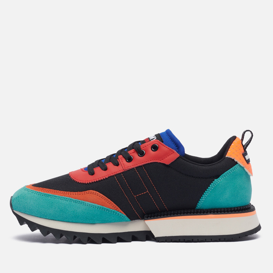 Мужские кроссовки Tommy Jeans ABO Cleated Teal Rapids