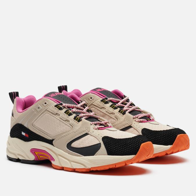 Женские кроссовки Tommy Jeans Archive Textile Mix Runner кроссовки женские puma st runner v2 sd цвет розовый 36527906 размер 3 5 35