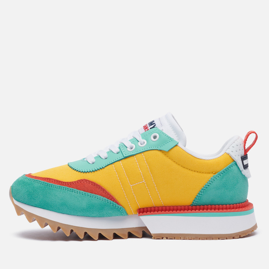 Женские кроссовки Tommy Jeans ABO Cleated Light Jade Green