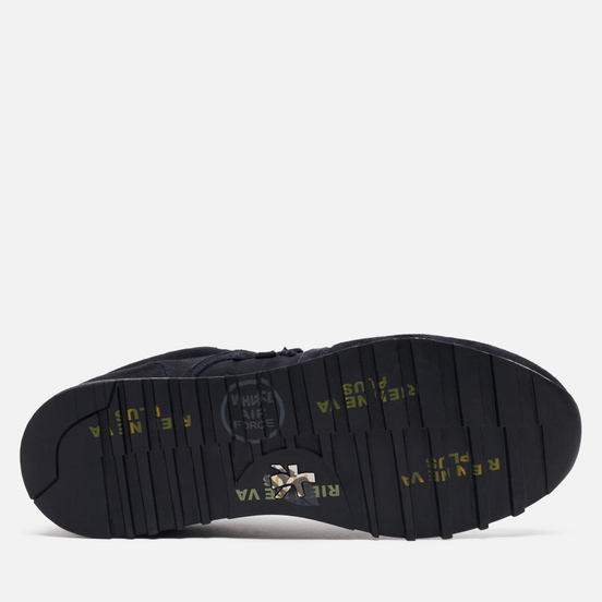 Мужские кроссовки Premiata Eric 4936 Dark Navy