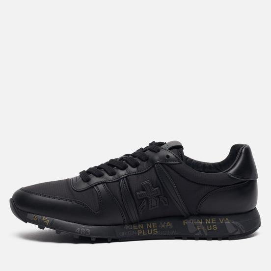 Мужские кроссовки Premiata Eric 4939 Black