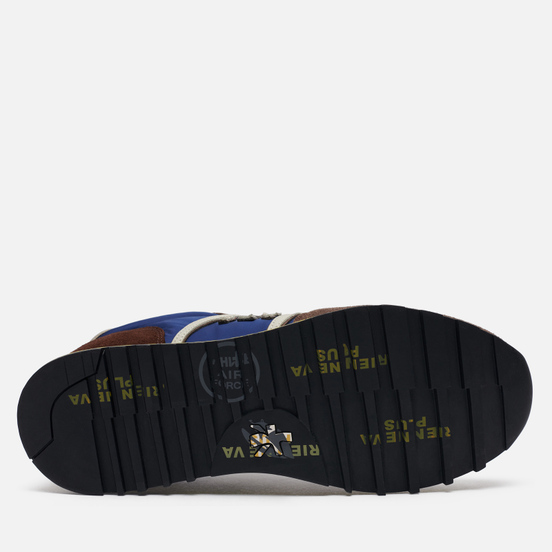 Мужские кроссовки Premiata Eric 4942 Brown/Navy