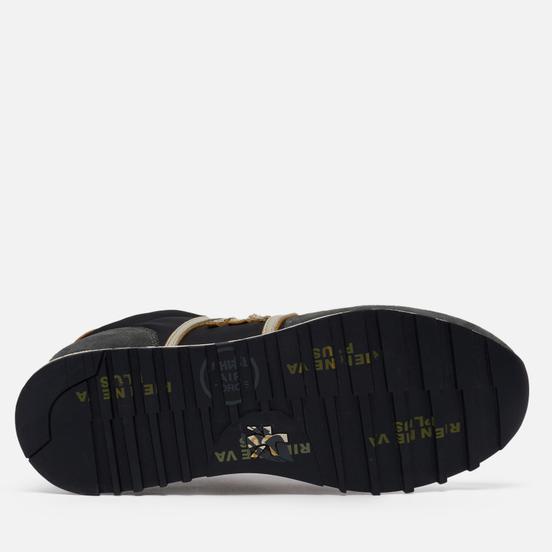Мужские кроссовки Premiata Eric 4944 Grey
