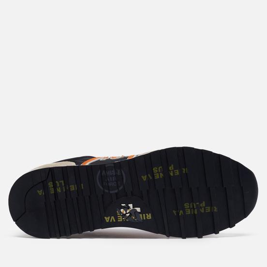 Мужские кроссовки Premiata Eric 5173 Beige/Black