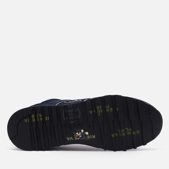 Мужские кроссовки Premiata Eric 5373 Navy