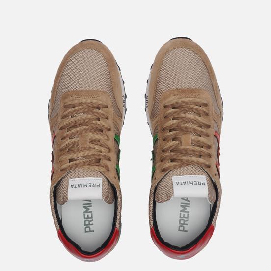 Мужские кроссовки Premiata Eric 5376 Beige