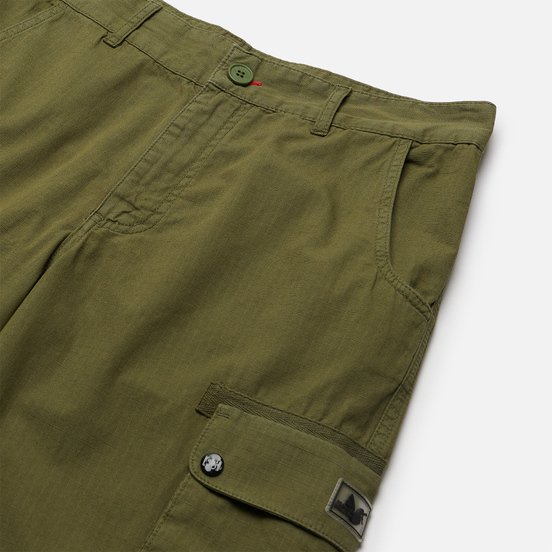 Мужские брюки Peaceful Hooligan Arctainer Khaki