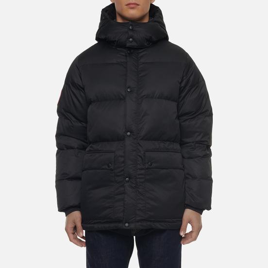 Мужской пуховик Arctic Explorer Fanat Black