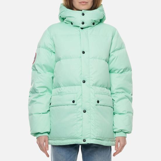 Женский пуховик Arctic Explorer Fanat Mint