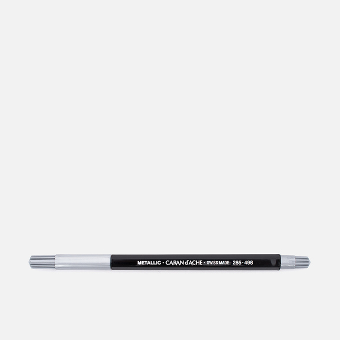 Фломастер Caran d'Ache Fancolor Metallic Silver