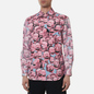 Мужская рубашка Comme des Garcons SHIRT x Yue Minjun All Over Print Print A фото - 2
