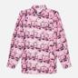 Мужская рубашка Comme des Garcons SHIRT x Yue Minjun All Over Print Print B фото - 0