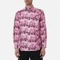 Мужская рубашка Comme des Garcons SHIRT x Yue Minjun All Over Print Print B фото - 2