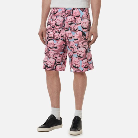 Мужские шорты Comme des Garcons SHIRT x Yue Minjun All Over Print Print A