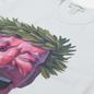 Мужская футболка Comme des Garcons SHIRT x Yue Minjun Print C White фото - 1