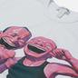 Мужская футболка Comme des Garcons SHIRT x Yue Minjun Print D White фото - 1