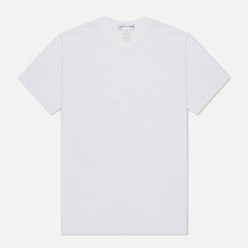 Мужская футболка Comme des Garcons SHIRT Exaggerated Pocket White