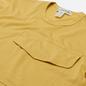 Мужская футболка Comme des Garcons SHIRT Exaggerated Pocket Yellow фото - 1