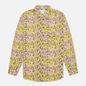 Мужская рубашка Comme des Garcons SHIRT x KAWS Print F Yellow/Peach фото - 0