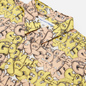 Мужская рубашка Comme des Garcons SHIRT x KAWS Print F Yellow/Peach фото - 1