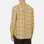 Мужская рубашка Comme des Garcons SHIRT x KAWS Print F Yellow/Peach фото - 3