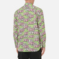Мужская рубашка Comme des Garcons SHIRT x KAWS Print G Green/Pink фото - 3