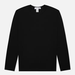 Мужской лонгслив Comme des Garcons SHIRT Back Logo Black