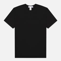 Мужская футболка Comme des Garcons SHIRT Back Logo Black