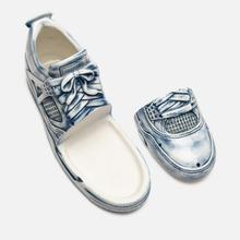 Фигурка Yeenjoy Studio Air Jordan 4 White/Blue фото- 4