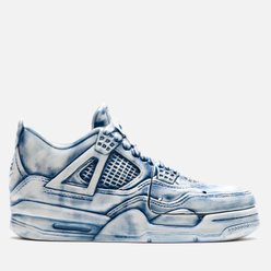 Фигурка Yeenjoy Studio Air Jordan 4 White/Blue