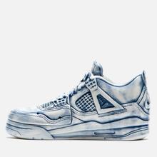 Фигурка Yeenjoy Studio Air Jordan 4 White/Blue фото- 1