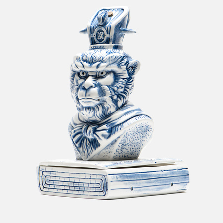 Фигурка Yeenjoy Studio Monkey King White/Blue
