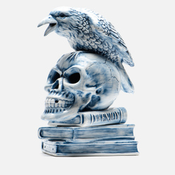 Фигурка Yeenjoy Studio Skeleton Crow White/Blue