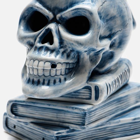Фигурка Yeenjoy Studio Skeleton Crow White/Blue