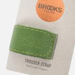 Фиксирующий ремешок Brooks England Trousers Strap Apple Green фото- 1
