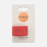 Brooks England Trousers Strap Red photo- 0