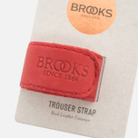 Brooks England Trousers Strap Red photo- 1