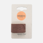 Brooks England Trousers Strap Brown photo- 0