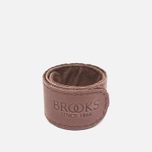 Brooks England Trousers Strap Brown photo- 2