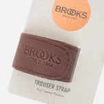 Brooks England Trousers Strap Brown photo- 1