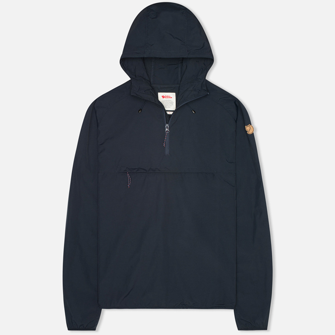 Мужская куртка анорак Fjallraven High Coast Wind Anorak Navy