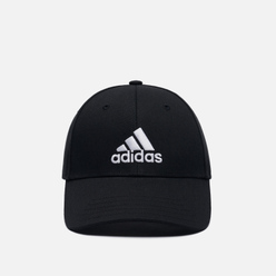 Кепка adidas Performance Embroidered Logo Black/Black/White