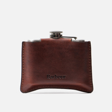 Фляга Barbour Hip Flask 120ml Brown фото- 2