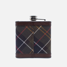 Фляга Barbour Hip Flask Tartan фото- 1