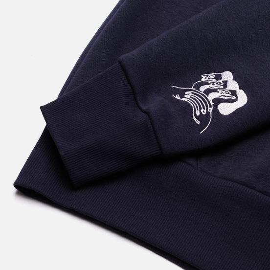 Мужская толстовка adidas Originals x Unity Graphic Hoodie Legend Ink/White