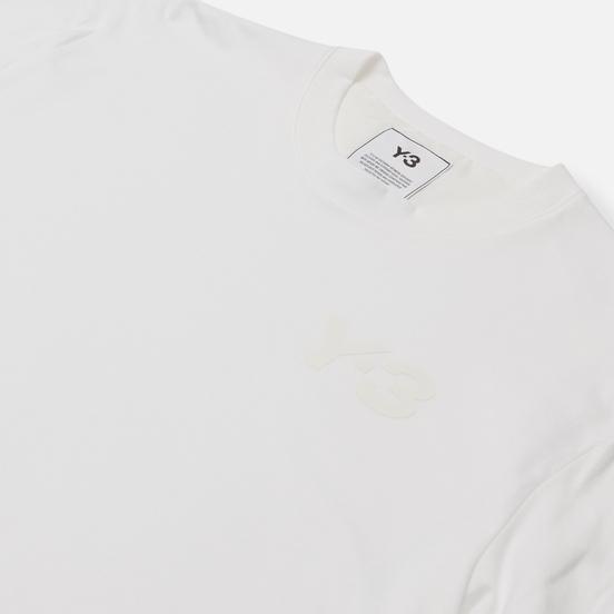 Мужской лонгслив Y-3 Classic Chest Logo Y-3 Core White